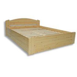 Zsolt fenyő ágyneműtartós ágy