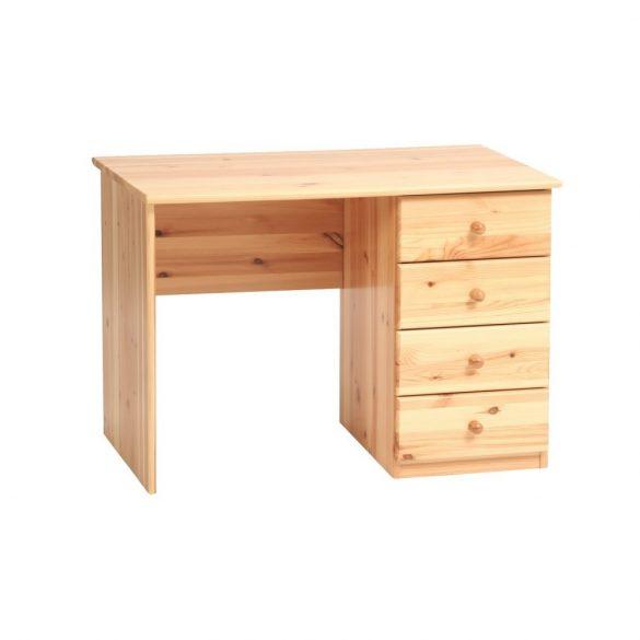 Marcus 4 fiókos íróasztal (jobbos) 92 cm