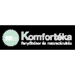 Anikó fenyő ágyneműtartós ágy 180'