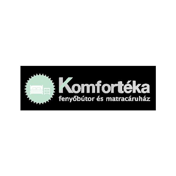Anikó tömör fenyő ágyneműtartós ágy 160'