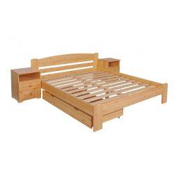 Sára egyenes fenyő ágykeret