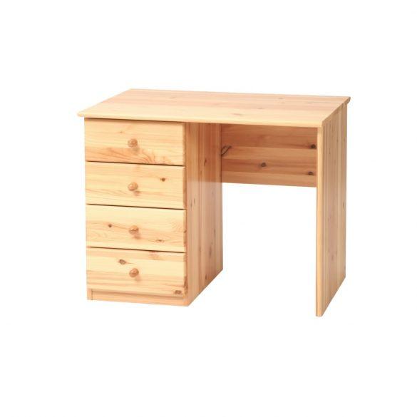 Marcus 4 fiókos íróasztal (balos) 92 cm