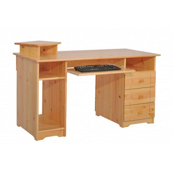 Martin 3 fiókos kombi asztal