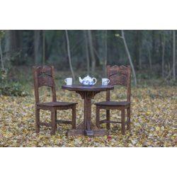 Tulipán kerek asztal