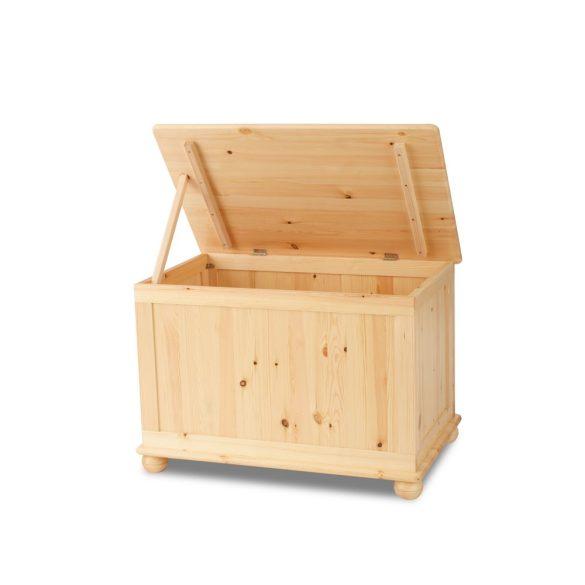 Kincsesláda, játék tároló doboz