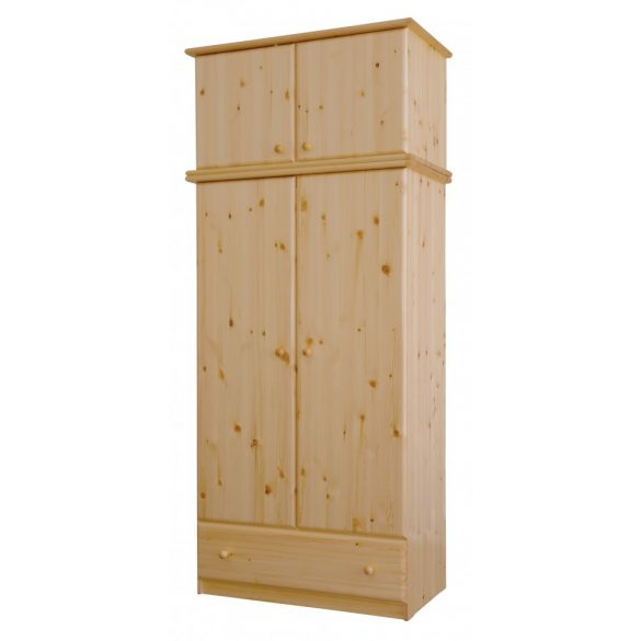Csanád szekrény magasító