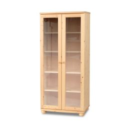 Claudia nagy vitrines szekrény