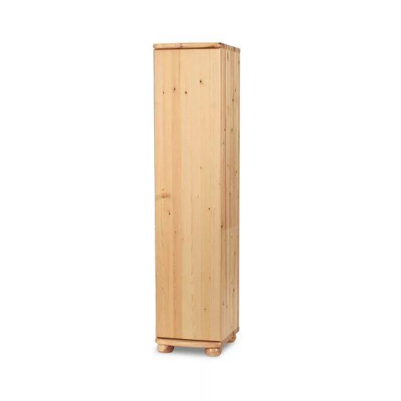 Claudia 1 ajtós akasztós szekrény 61'