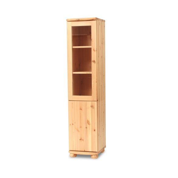 Claudia vitrines teli keskeny szekrény
