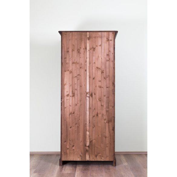 Tulipán 2 ajtó 1 fiókos akasztós szekrény ( 51. kód )