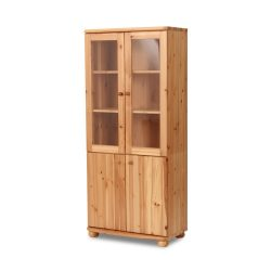 Claudia vitrines, teli szekrény
