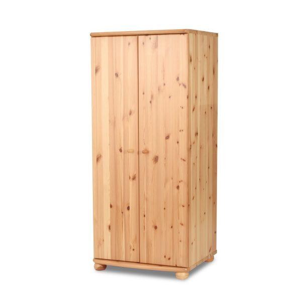 Claudia 2 ajtós akasztós szekrény 45'