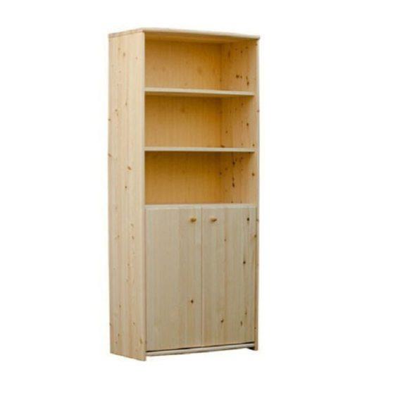 Tamás 2 ajtós polcos szekrény