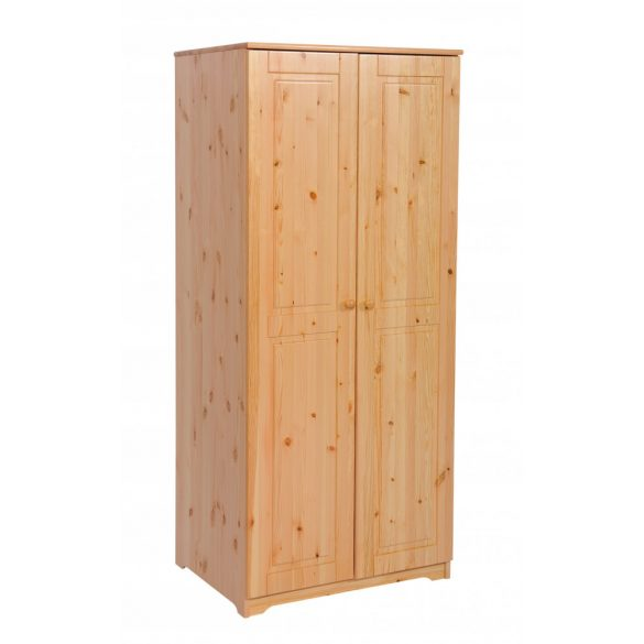 Balázs akasztós szekrény (2 tükrös)