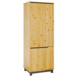 Lexa szekrény 4 ajtós polcos