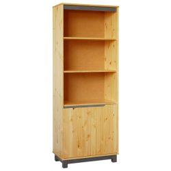 Lexa szekrény 2 ajtós nyitott