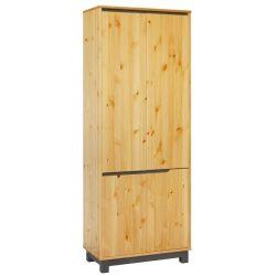 Lexa nagy szekrény 4 ajtós akasztós