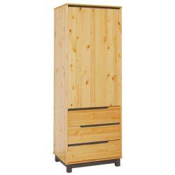 Lexa nagy szekrény 3 fiókos polcos