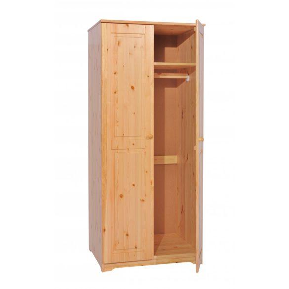 Balázs 2 ajtós akasztós szekrény