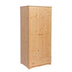 Balázs akasztós 1 fiókos szekrény, Kérhető tükör ajtóval is!