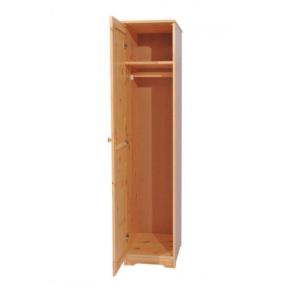 Balázs 1 ajtós keskeny akasztós szekrény