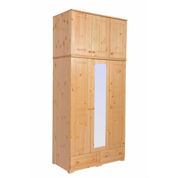 balázs 3 ajtós tetőelem