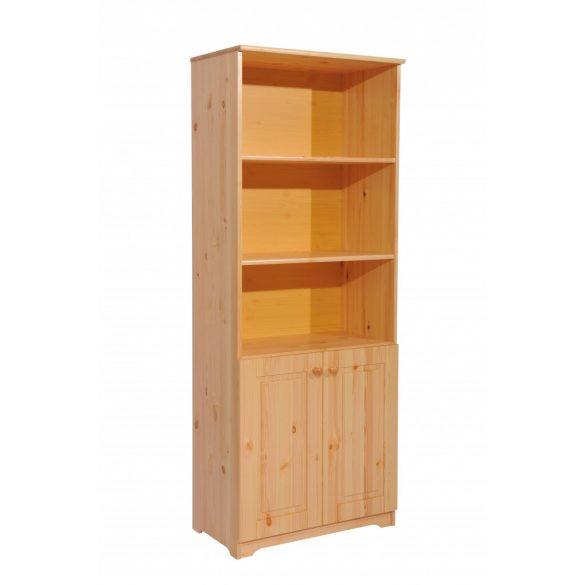 Balázs 2 ajtós nyitott polcos szekrény
