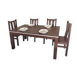 Nobis étkező asztal bővíthető 8+2 fő