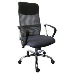 Olga görgős irodai szék szürke