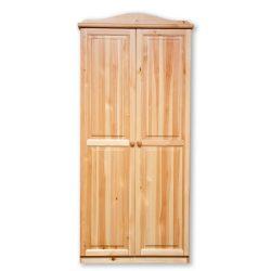 Gold 2 ajtós akasztós szekrény
