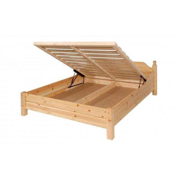 Ríva ágyneműtartós ágy 160'
