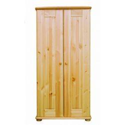 Viki 2 ajtós akasztós szekrény